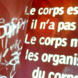 photo de l'installation - Carcassonne (2014)